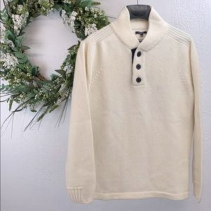 04651/ long sleeve men's sweater